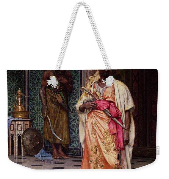 The Emir Weekender Tote Bag