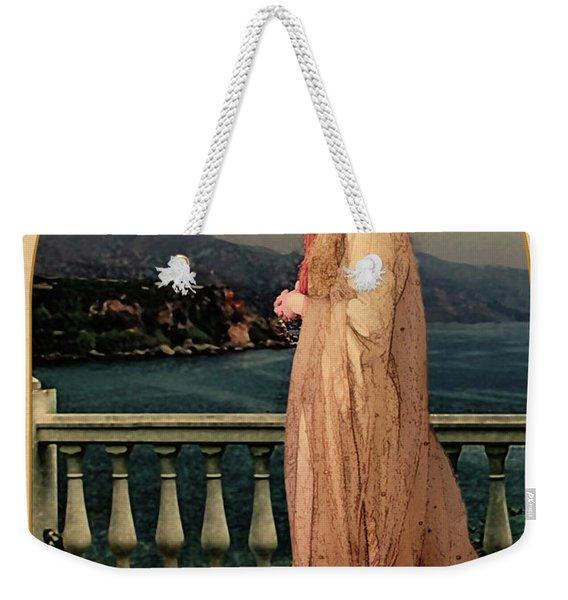 The Empress Weekender Tote Bag