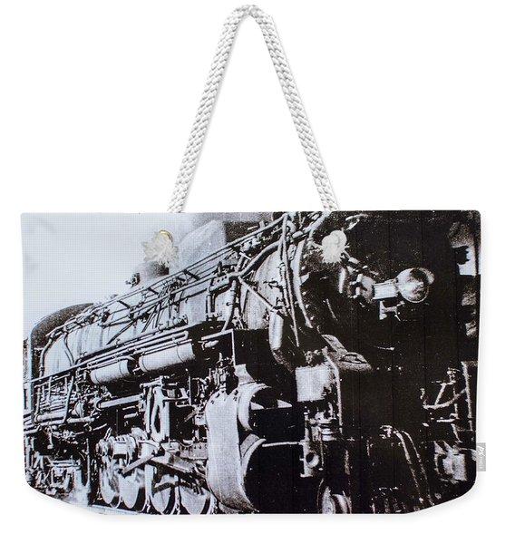 The Engine  Weekender Tote Bag