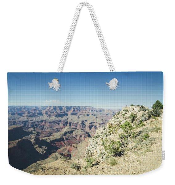 The Enormity Of It All Weekender Tote Bag