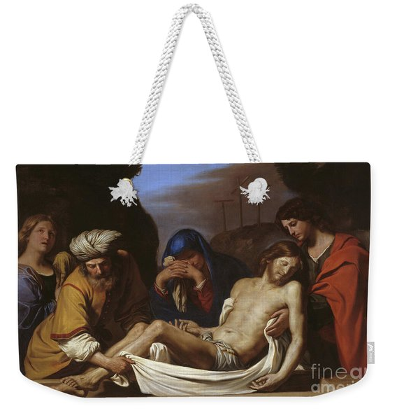 The Entombment Weekender Tote Bag