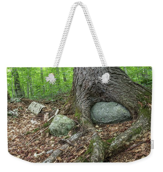 The Epic Struggle Weekender Tote Bag
