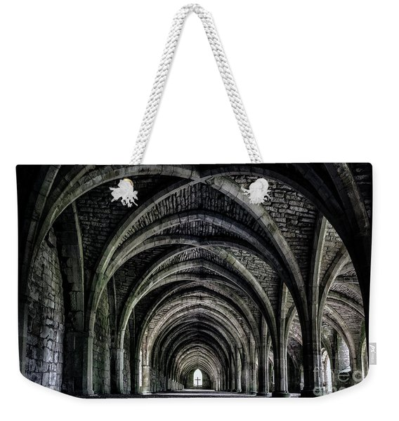 The Eternal Search Weekender Tote Bag
