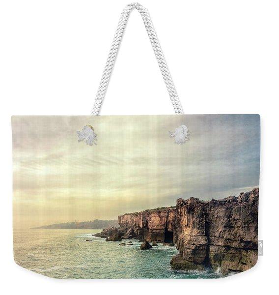 The Eternal Song Of The Ocean Weekender Tote Bag