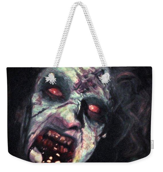 The Evil Dead Weekender Tote Bag