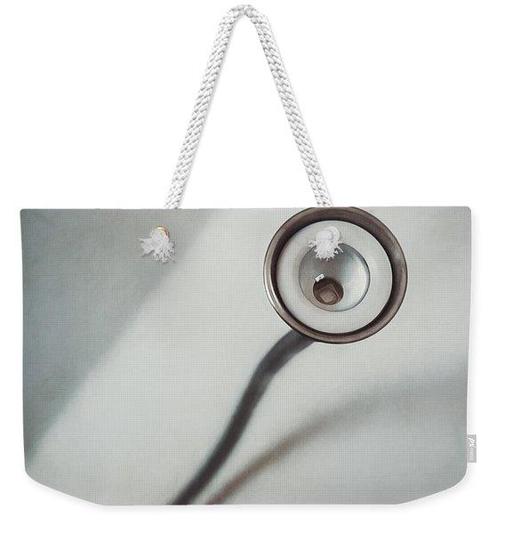 The Eye In The Sky Weekender Tote Bag