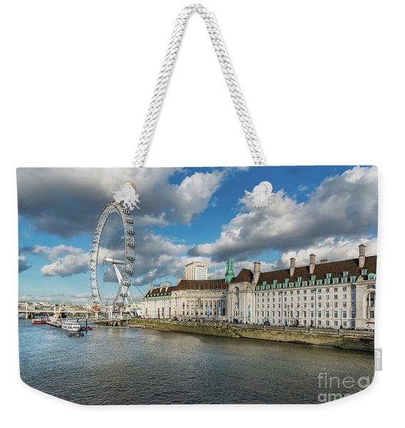 The Eye London Weekender Tote Bag