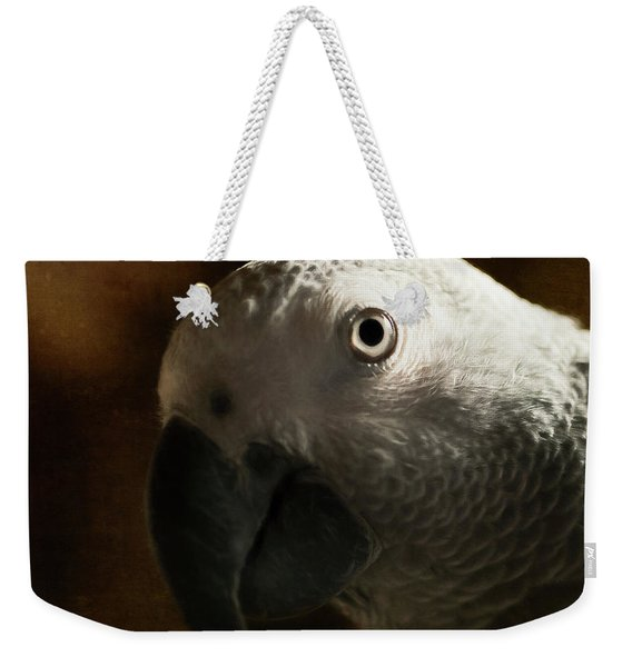 The Eyes Are The Windows To The Soul Weekender Tote Bag
