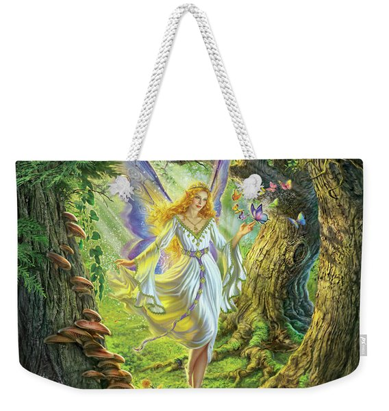 The Fairy Queen Weekender Tote Bag