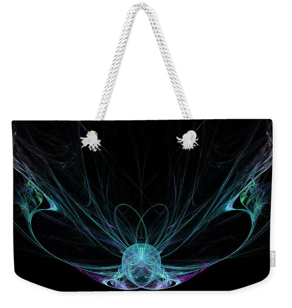 The Fairy Weekender Tote Bag