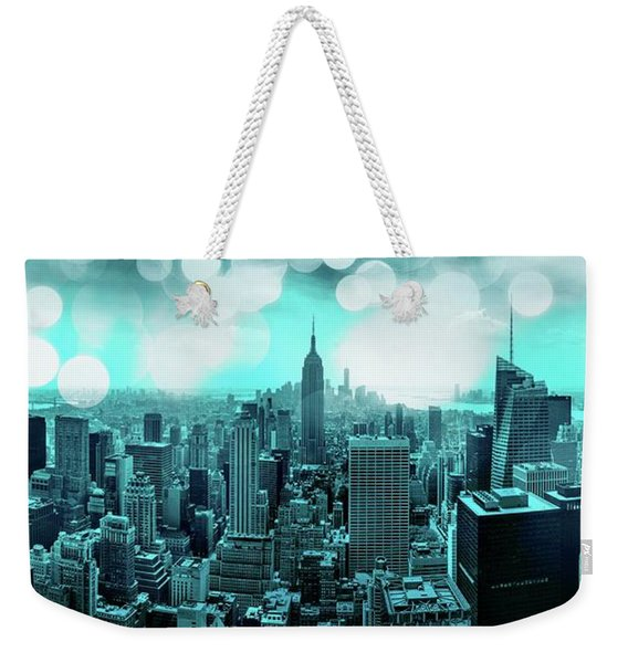 The Fairytale Begins Weekender Tote Bag