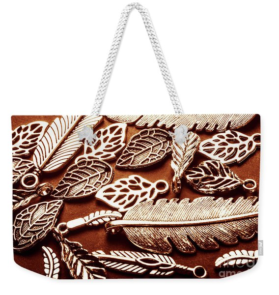 The Fall Collection Weekender Tote Bag