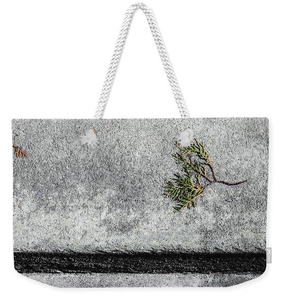 The Fallen Weekender Tote Bag