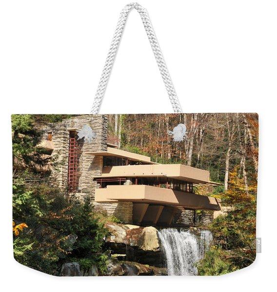 The Fallingwater Weekender Tote Bag