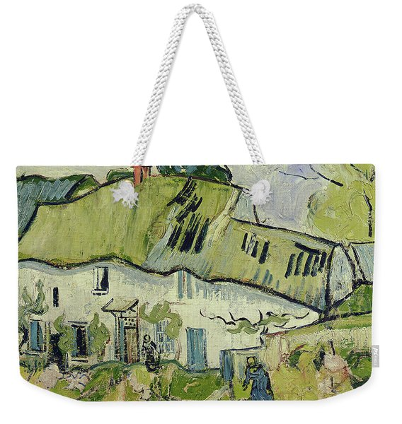 The Farm In Summer Weekender Tote Bag