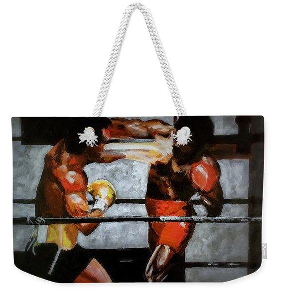 The Favor Weekender Tote Bag