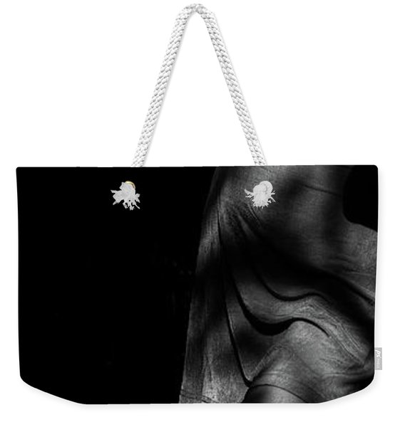 Weekender Tote Bag featuring the photograph The Feminine 2 by Catherine Sobredo