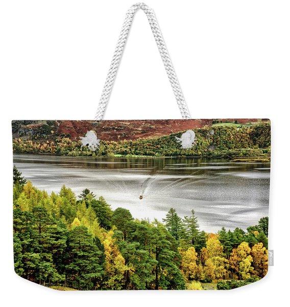 The Ferry Weekender Tote Bag