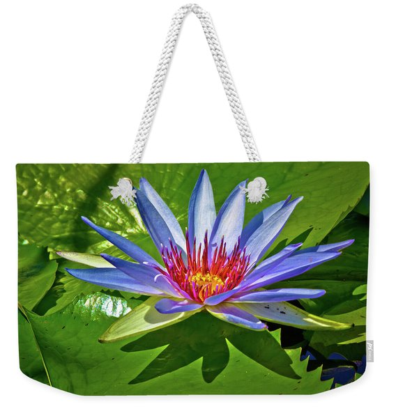 The Fire Lily Weekender Tote Bag