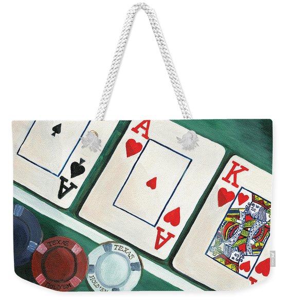 The Flop Weekender Tote Bag