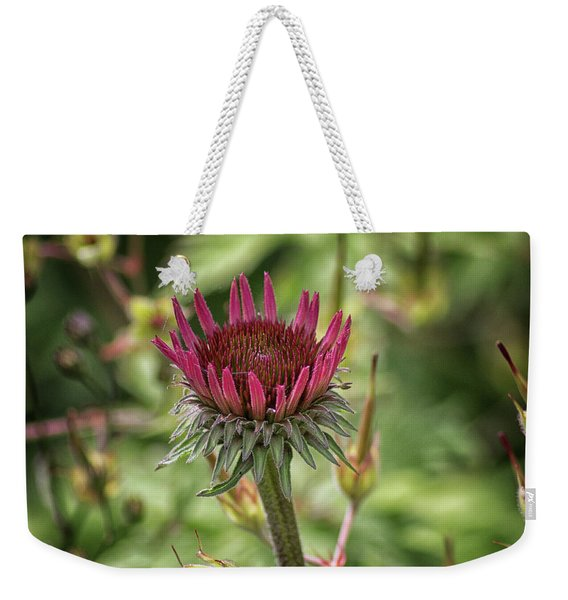 The Floral Crown Weekender Tote Bag