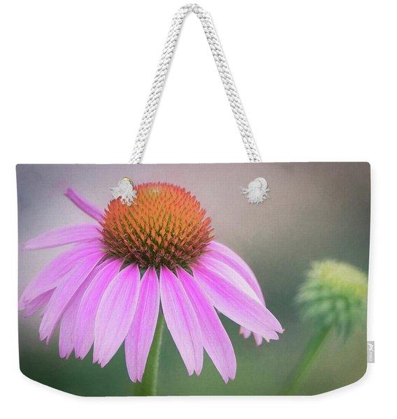 The Flower At Mattamuskeet Weekender Tote Bag
