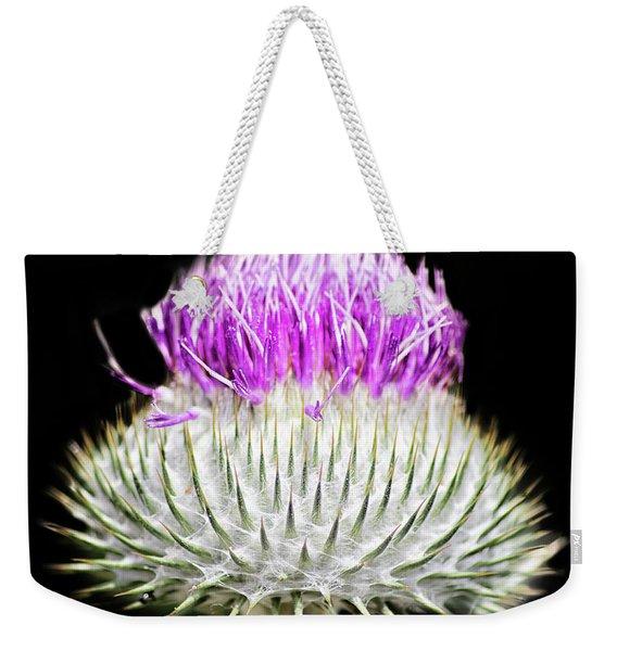 The Flower Of Scotland Weekender Tote Bag