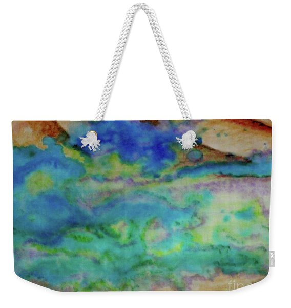 The Fog Rolls In Weekender Tote Bag