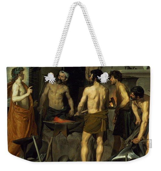 The Forge Of Vulcan Weekender Tote Bag
