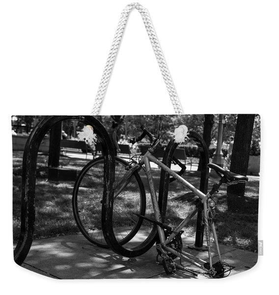 The Forgotten Weekender Tote Bag