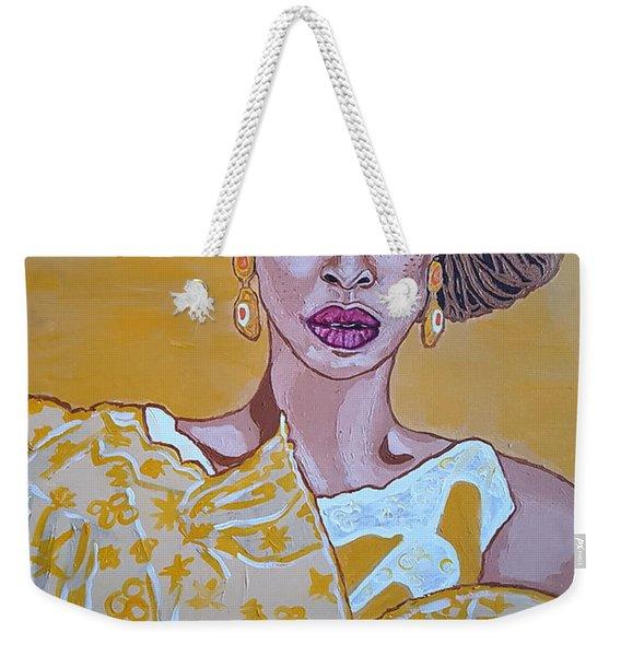 The Freedom Weekender Tote Bag
