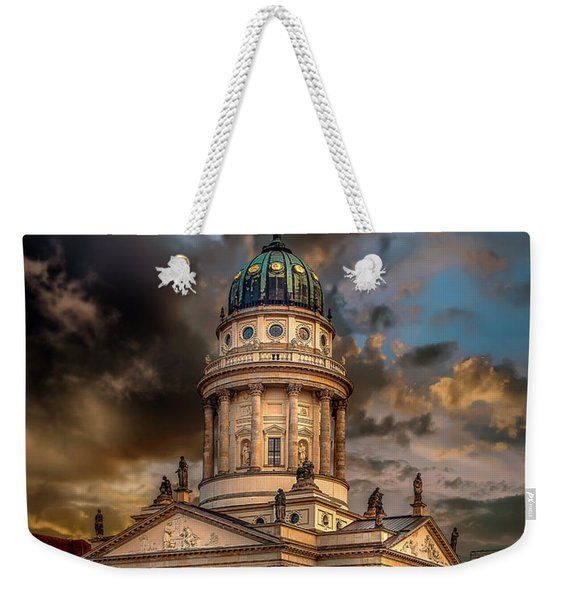 The French Church 3 Weekender Tote Bag