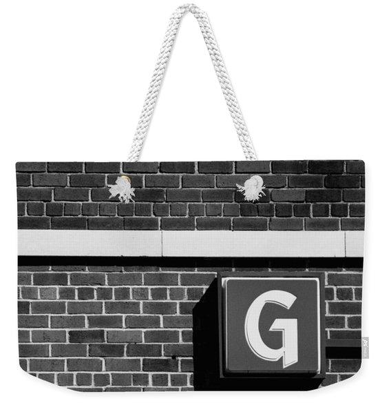 The G Spot Weekender Tote Bag