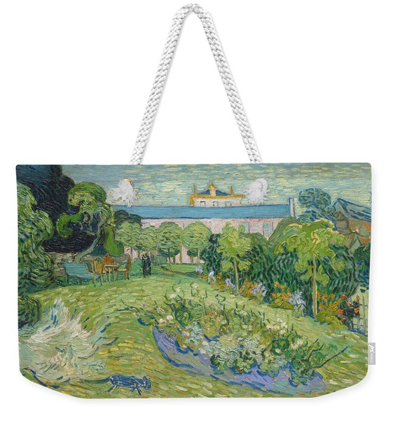 The Garden Of Daubigny Weekender Tote Bag