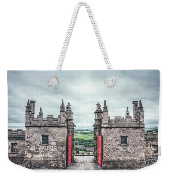 The Gate Of Evermore Weekender Tote Bag