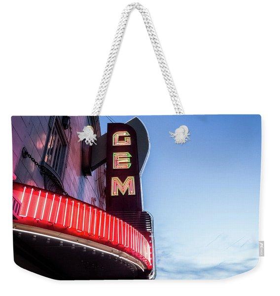 The Gem Weekender Tote Bag