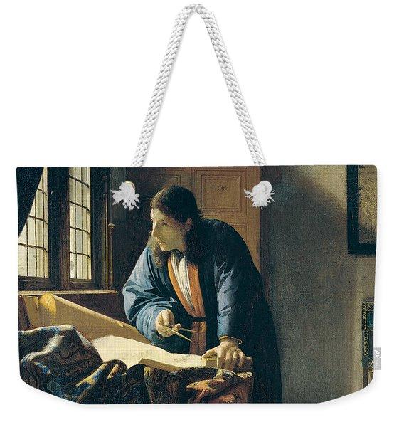 The Geographer Weekender Tote Bag