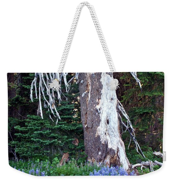 The Ghost Tree Weekender Tote Bag