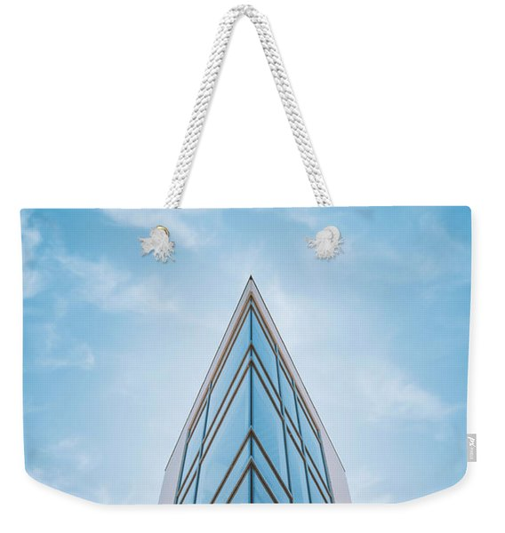 The Glass Tower On Downer Avenue Weekender Tote Bag