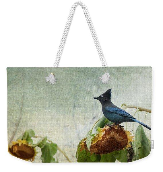 The Gleaner Weekender Tote Bag