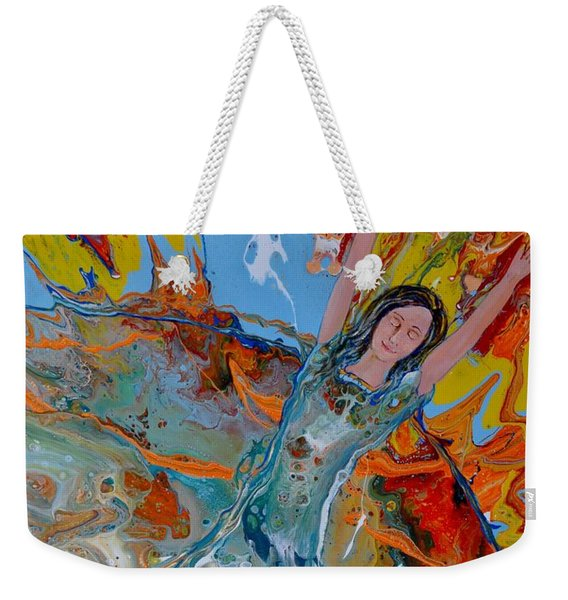 The Glory Of The Lord Weekender Tote Bag