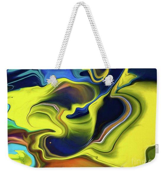 The Glory Weekender Tote Bag