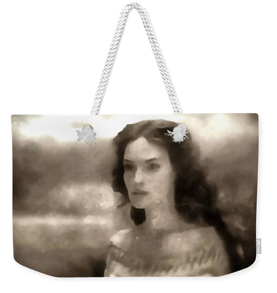 The Goddess Hera Weekender Tote Bag
