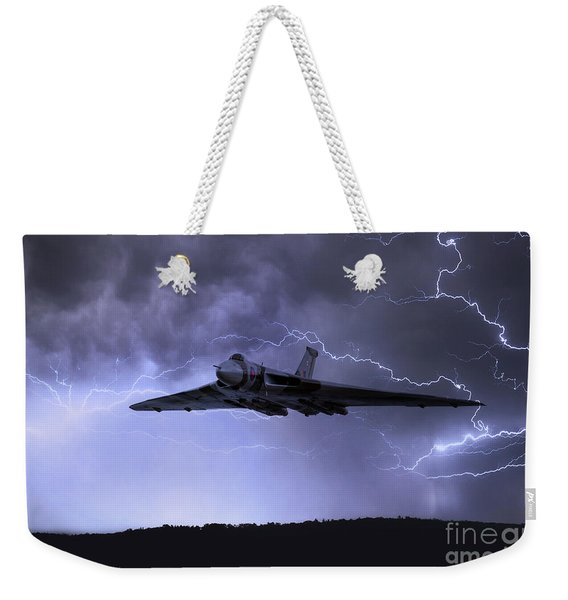 The Gods Came Calling  Weekender Tote Bag