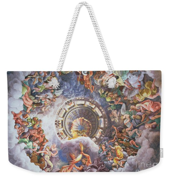 The Gods Of Olympus Weekender Tote Bag