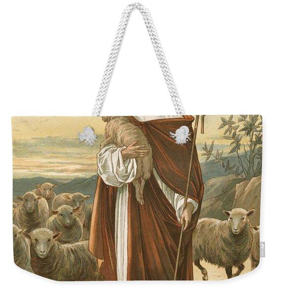 The Good Shepherd Weekender Tote Bag