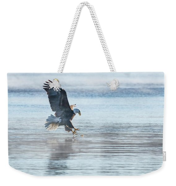 The Great American Bald Eagle 2016-15 Weekender Tote Bag