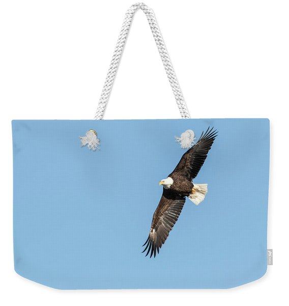 The Great American Bald Eagle 2016-16 Weekender Tote Bag