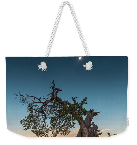 The Great American Eclipse On August 21 2017 Weekender Tote Bag