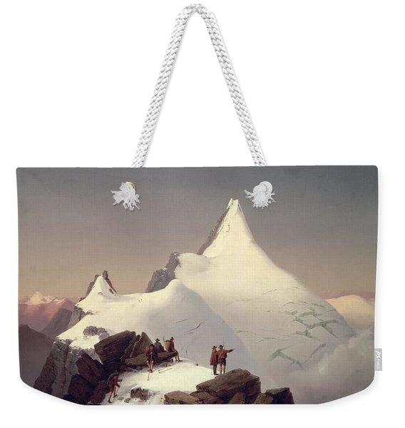 The Great Bellringer Weekender Tote Bag